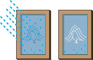 регенирация форм. Трафаретная печать на текстиле - Шелкография