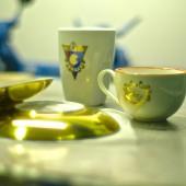 Деколь и роспись посуды