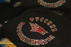 """футболки """"Русские мотоциклисты"""""""